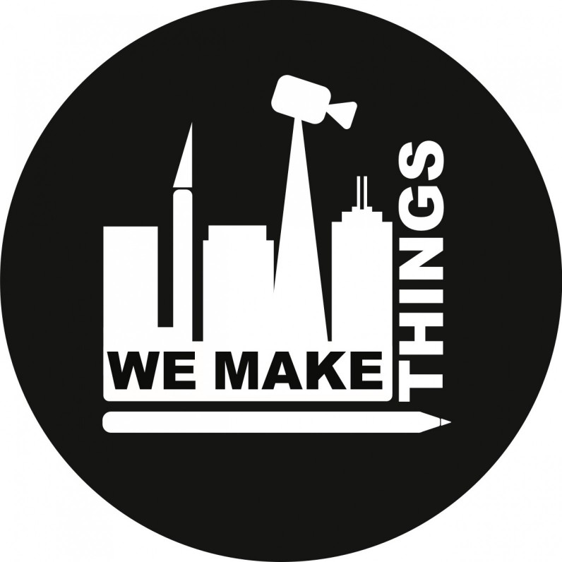 News Image: We Make Things Video Podcast