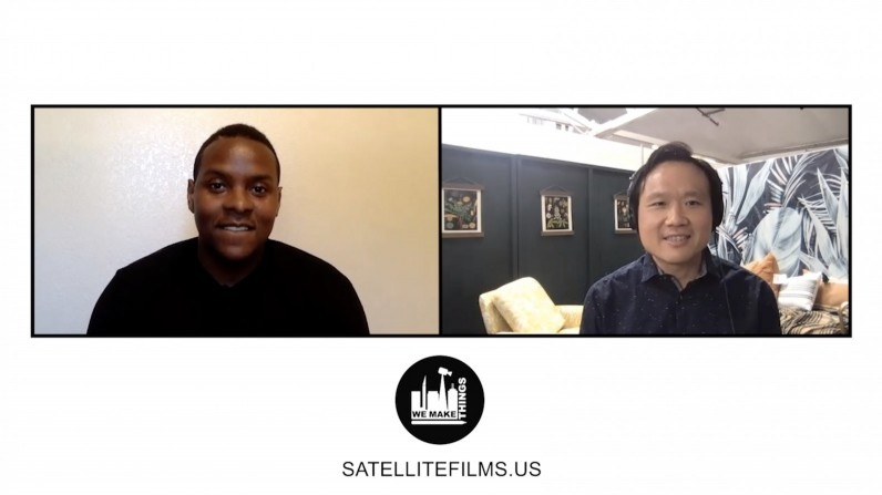 "News Image: Satellite Films Video Podcast: WE MAKE THINGS Ep2 ""What does a Social Media Manager Do?"""