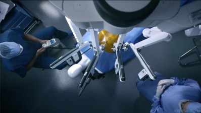 Video Thumb: Intuitive Surgical